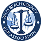 An icon of Palm Beach County Bar Association